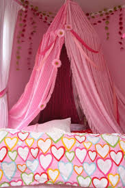 Girls Bed Curtain 26 Best Diy Princess Bed Canopy Images On Pinterest Bed Canopies