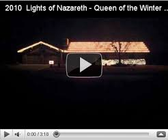 2010 lights of nazareth get plugged in