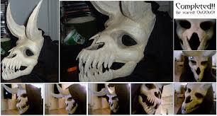 Lizard Halloween Costume Undead Demon Costume Lizard Odd Deviantart