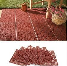 outdoor flooring solutions home design