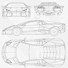 lamborghini veneno sketch lamborghini reventon blueprints pinterest lamborghini cars