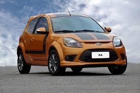 2012 Ford Ka Ford Ka Sport 1 6 2011
