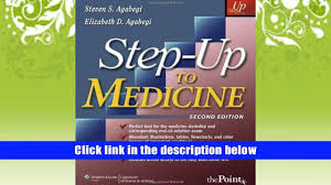 audiobook step up to medicine step up series steven s agabegi