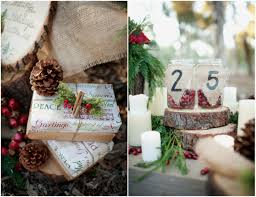 Winter Wedding Decorations Diy Diy Rustic Winter Wedding Ideas Archives Decorating Of Party