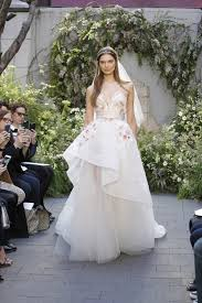 2 wedding dress here s every look from lhuillier s bridal show 22 wedding