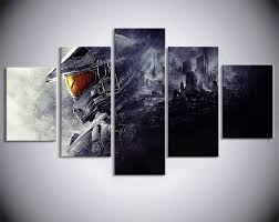 Game Home Decor Online Get Cheap Halo Game Aliexpress Com Alibaba Group
