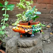 small planter terracotta tortoise small planter mybageecha