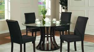 glass top dining table set 6 chairs round glass top dining table set stylish wonderful and chairs for 12