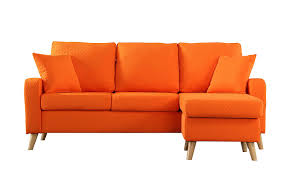 Small Sofa Sectional by Living Room Couch Sectional With Orange Nice Sofa And White