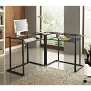 black corner desks