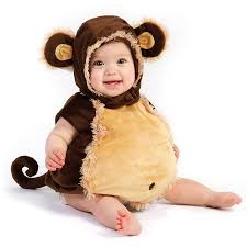 Baby Boy Halloween Costumes Walmart Mischievous Monkey Infant Halloween Costume Walmart