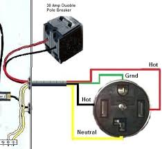 wiring 4 prong dryer outlet diagram 4 prong dryer cord