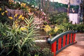 florida memory view in the conservatory at