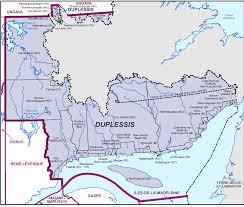 Map Of Quebec Maps Of 2011 Provincial Electoral Divisions Le Directeur Général
