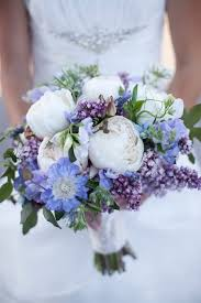 Blue Wedding Flowers Bouquet Flower 25 Stunning Wedding Bouquets Part 6 2374525