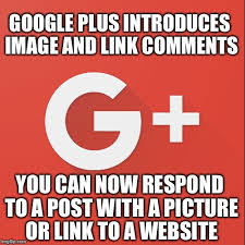 Google Plus Meme - google plus image comments memes imgflip