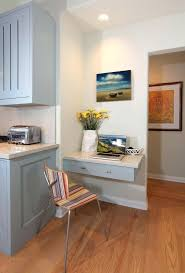 Small Desk For Kitchen Computer Desk In Kitchen Tandemdesigns Co