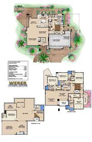 Ranch With Walkout Basement Floor Plans by Interior House With Basement Plans Within Magnificent Home