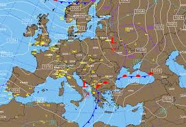 map of euroup aviation weather maps