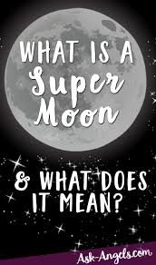 what is a moon and what is its spiritual meaning ask