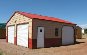 Awning Shed Carports And Garages The Barn Farm