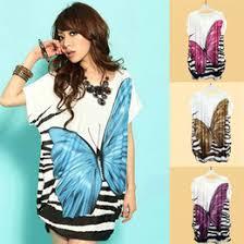 butterfly print dress plus size canada best selling butterfly