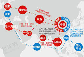 Silk Road Map Tales From The New Silk Road Bbc News