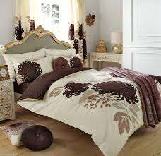 Cream Bedding And Curtains Cream King Comforter Sets With Matching Curtains In Espresso And