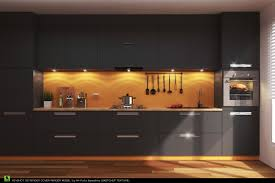 Under Cabinet Lighting Covers by Kitchen Interior Rendered In Keyshot By Boyd Meeji Architecture