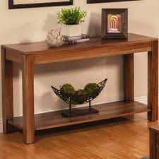 Wood Shelf Design Plans by Bedroom Archaicfair Wood Console Sofa Tables Wooden Side Table
