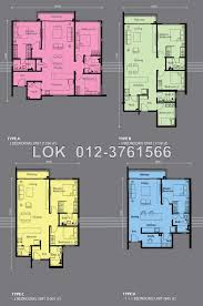 setia walk floor plan setia walk brio serviced apartment endlot condominium 3 bedrooms