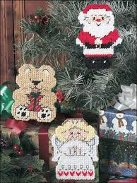 14 best plastic canvas ornament patterns images on