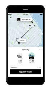 uber taxi and how to use the uber app techbizweb
