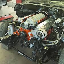 nissan 350z engine cover 70 chevelle grey ls swap lq9 dirty dingo alternator edelbrock