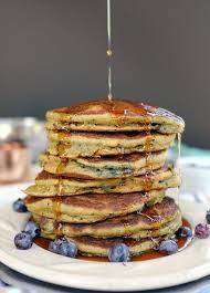 paleo blueberry pancakes u2022 paleo foundation