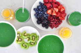 my go to lean green protein smoothie u2014 erin stanczyk eat move rest