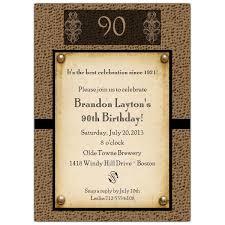 90th birthday invitation wording addnow info