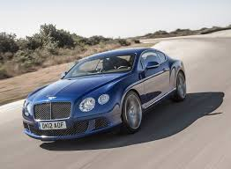 blue bentley 2014 bentley continental gt speed front photo aegean blue color