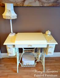 The Vanity Room Antique Singer Sewing Machine Turned Into The Vanity Dressing