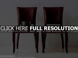furniture splendid elegant leather dining chairs for your room
