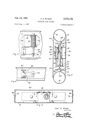 patent us2972138 repeater door chimes google patents