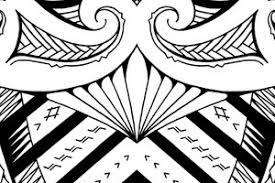 samoan tattoo sleeve flash design tribal tattoo flash designs