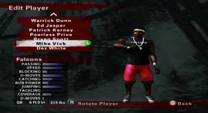michael vick is a video game hall of famer but in which game was