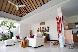 executive villa rindu enjoy a large living room with an opened