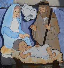 Christmas Yard Decorations Nativity by 186 Best Christmas Nativity Scene Images On Pinterest Christmas