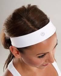 lulu headband lululemon slipless headband white release lulu fanatics