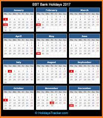 bbt bank us holidays 2017 holidays tracker