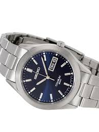 bracelet titanium seiko images Seiko titanium blue dial watch with day and date sgg709 jpg