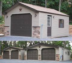 Prefab Garages With Living Quarters Custom Designed Structures Pine Creek Structures