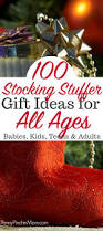 stocking stuffers for adults 100 stocking stuffer ideas by group kids teens and more